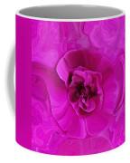 Teapot Rose Coffee Mug