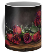 Teapot Roses Coffee Mug