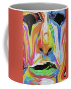 Tearful Clown Coffee Mug