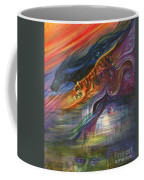 Tears Of The Tiger Coffee Mug