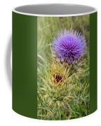 Teasel In Bloom Coffee Mug
