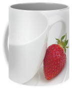 Teatime Strawberry Coffee Mug