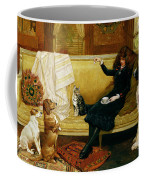 Teatime Treat Coffee Mug by John Charlton