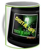Tech Is Goal Coffee Mug