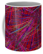 Technicolor Pick Up Stix Coffee Mug