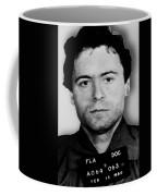 Ted Bundy Mug Shot 1980 Vertical  Coffee Mug
