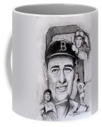 Ted Coffee Mug by Jack Skinner