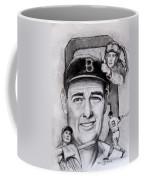 Ted Coffee Mug by Jack Skinner