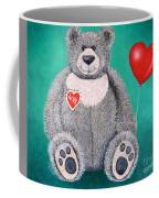 Teddy Bear Eli Coffee Mug