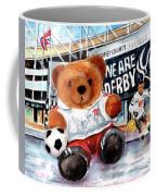 Teddy Bear Ince Coffee Mug