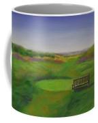 Tee Hole 13 The Chute Coffee Mug