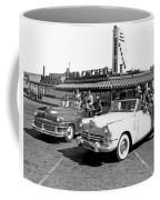 Teens At A Drive In 2 Coffee Mug