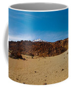 Teide Nr 15 Coffee Mug