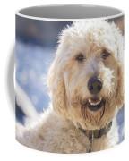 Teig Head Shot By Arkansas River Coffee Mug