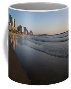 Tel Aviv Beach Coffee Mug