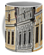 Telc Facade #2 - Czech Republic Coffee Mug