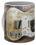 Telecaster Guitar Fantasy Coffee Mug