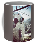 Telescope In Nyc Coffee Mug