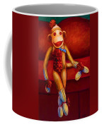 Tell Me All About It Coffee Mug