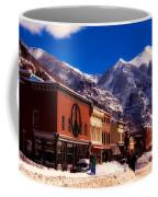 Telluride For The Holiday Coffee Mug