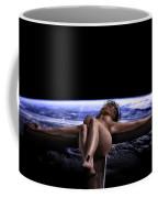 Tellus Crucifix In Dark V Coffee Mug