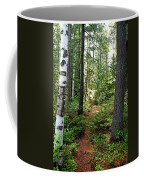 Temagami Island Forest I Coffee Mug