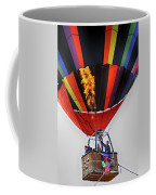 Temecula, Ca - Flames Over Wine Country Coffee Mug
