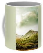 Temperate Alpine Terrain Coffee Mug