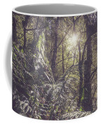 Temperate Rainforest Canopy Coffee Mug