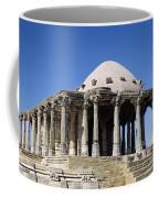 Temple At Fort Kumbhalgarh Coffee Mug