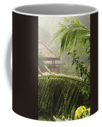 Temple At Tchampuan Coffee Mug