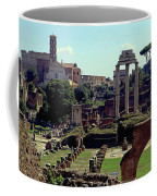 Temple Of Castor And Pollux Coffee Mug