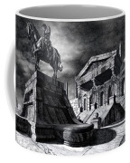 Temple Of Perseus Coffee Mug