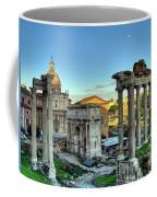 Temple Of Saturn Coffee Mug