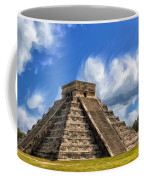 Temple Of The Feathered Serpent Coffee Mug