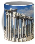 Temple Of Trajan View 3 Coffee Mug