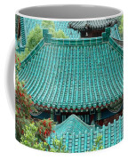 Temple Roofs Coffee Mug