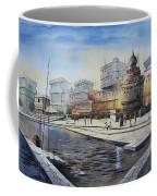 Temple Coffee Mug