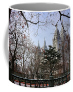 Temple View Coffee Mug