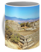 Temples In Monte Alban Coffee Mug