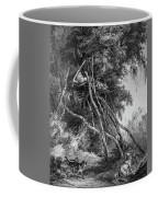 Temporary Tree Dwelling Coffee Mug