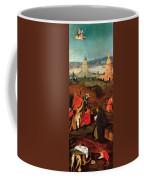 Temptation Of Saint Anthony, Right Wing Coffee Mug