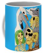 Tempvs Fvgit Mater Coffee Mug