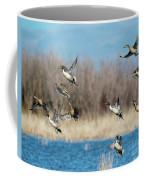 Ten Aloft Coffee Mug