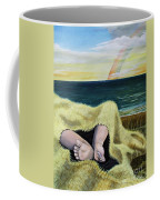 Ten Precious Toes Coffee Mug