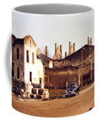 Ten Years After The Bombs 1955 Coffee Mug
