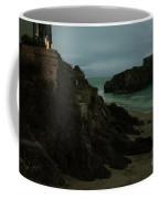 Tenby In The Night Coffee Mug
