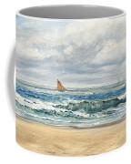 Tenby Coffee Mug by John Brett