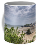 Tenby Pembrokeshire Low Tide Coffee Mug