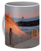 Tender Beach Light Coffee Mug